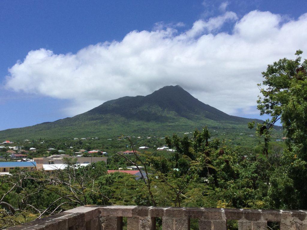 Mt Nevis