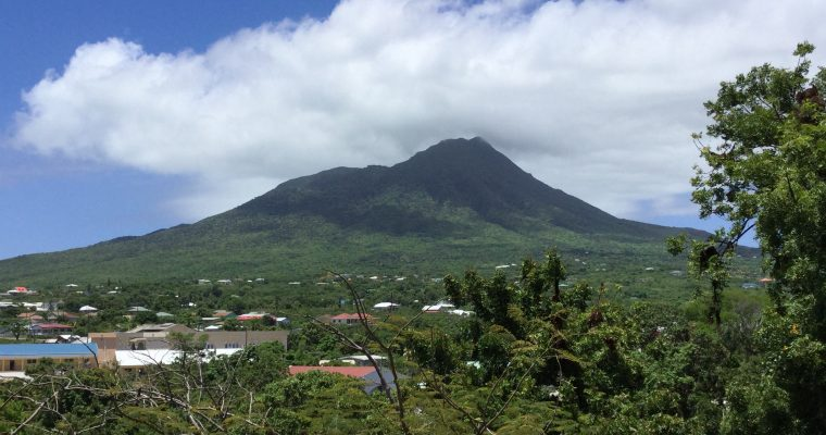 Nevis: Staying and Eating Around Majestic Mt Nevis