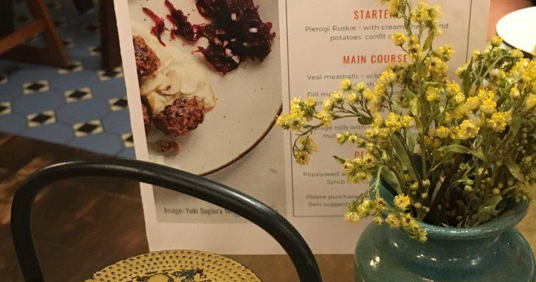Polish Home Comforts Food with Ren Behan