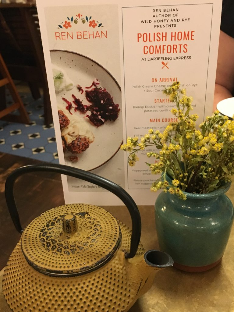 Ren Behan Polish Comfort Food Supperclub