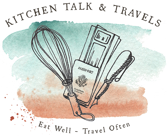 Kitchen Talk and Travels