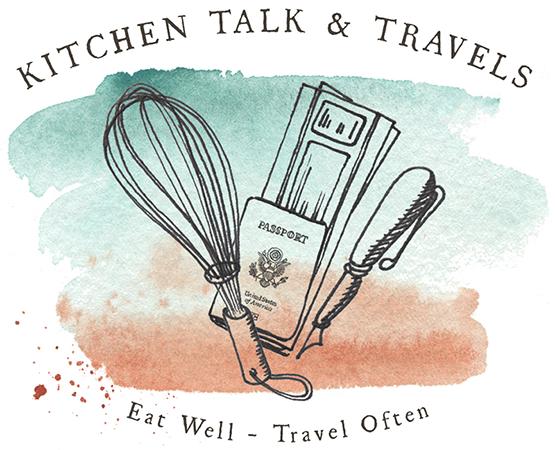 Kitchen Talk and Travels