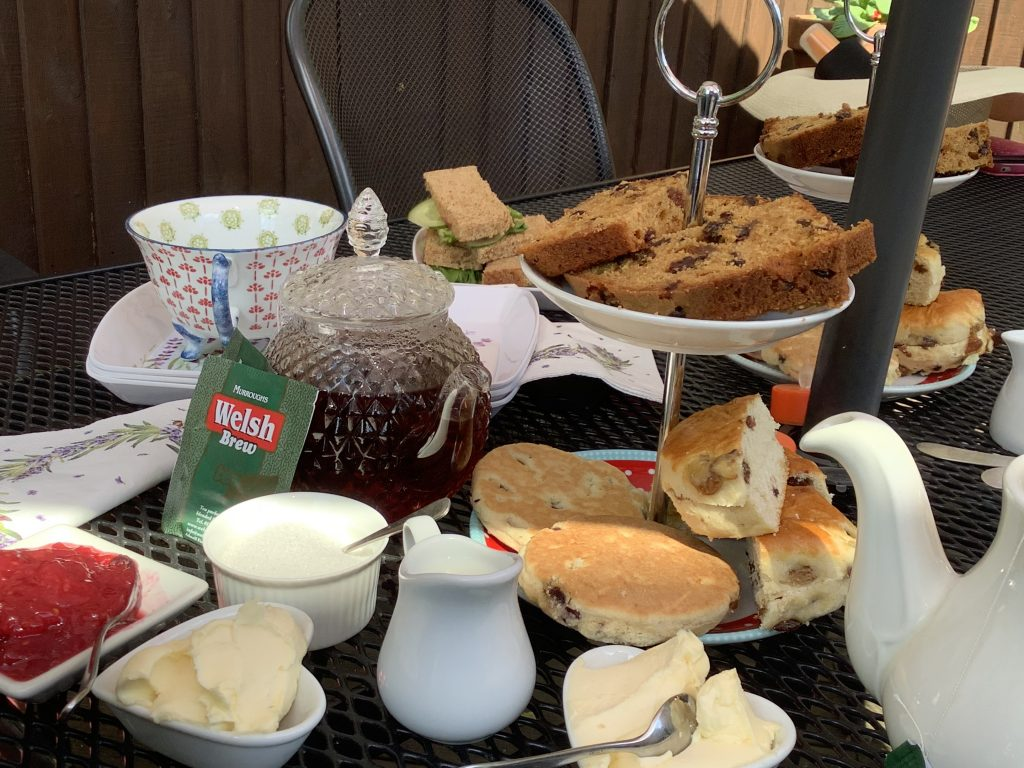 Traditional Welsh Tea In A Gift Box Kitchen Talk And Travels